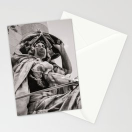 Parisian Guardian Stationery Cards