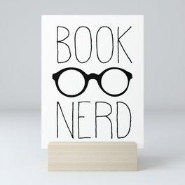 BookNerd Mini Art Print