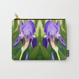 BLUE LILLY Carry-All Pouch