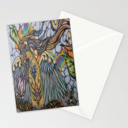 Guardian Angel Stationery Cards
