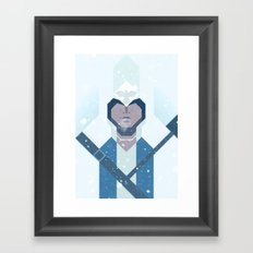 Connor / Assassins Creed Framed Art Print
