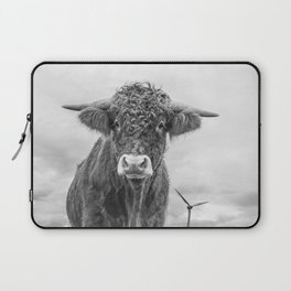 Size Is Relative Laptop Sleeve