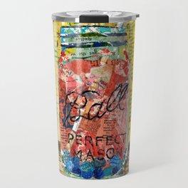 Sangria mason Jar Travel Mug