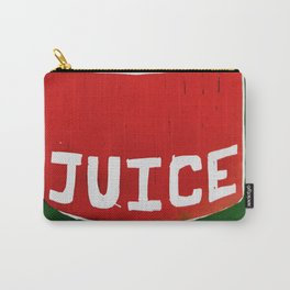 Juice - Red and Green - Dream Pop Art Carry-All Pouch