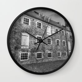 House Mill Bow London Wall Clock