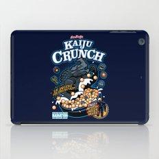 Kaiju Crunch iPad Case