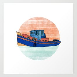Bootle Bumtrinket Art Print
