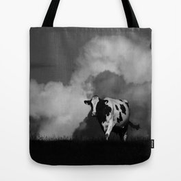 In the Clouds Tote Bag