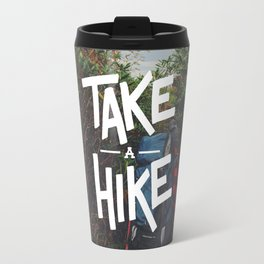 Take A Hike Travel Mug