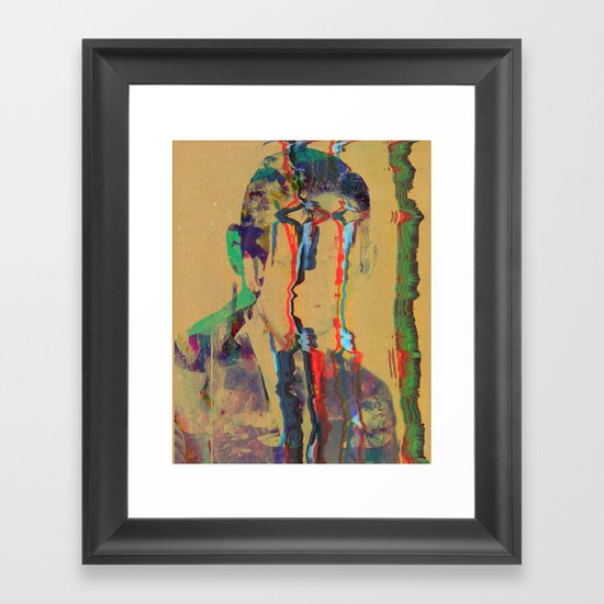 Untitled 20140627w Framed Art Print