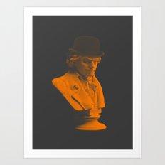Kubrick Still Life #1 Art Print
