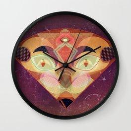 Pulsars Wall Clock