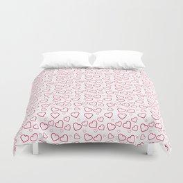 Heart pattern Duvet Cover