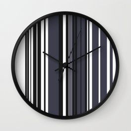 Kirovair Blocks Jeans #minimal #design #kirovair #decor #buyart Wall Clock