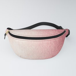 Simply Rose Gold Twilight Fanny Pack