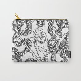 Snake Rune Carry-All Pouch