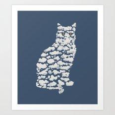 Thundercat. Art Print