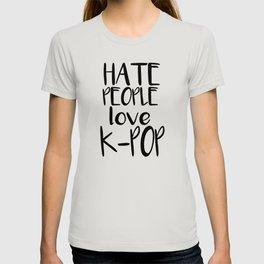 Kpop Music Saying Funny T-shirt