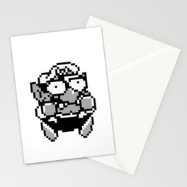 Wario 1 Stationery Cards