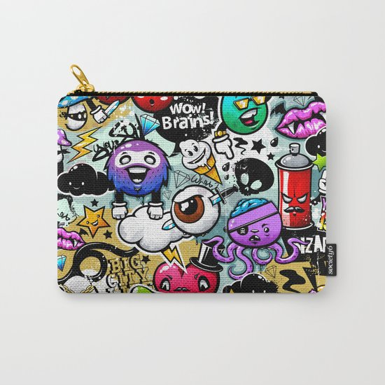graffiti fun Carry-All Pouch