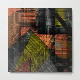 Deeper Heights 1 Metal Print