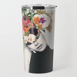 Floral beauty Travel Mug