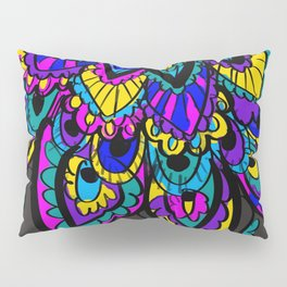 Platonic Pillow Sham
