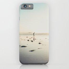 San Diego Scripps Beach iPhone Case