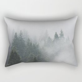 Long Days Ahead - Nature Photography Rectangular Pillow