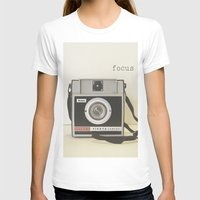 focus T-shirts featuring Focus by ShadeTree Photography