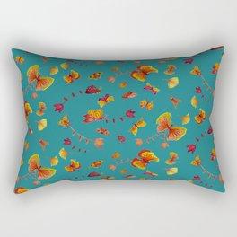 see you around Rectangular Pillow