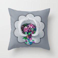 COLORKEY Throw Pillow