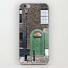 London England Architecture. Jack The Ripper Neighborhood. iPhone Skin