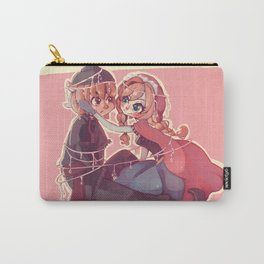 Anna and Kristoff Carry-All Pouch