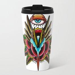 ILLUMINATI ROSE Travel Mug