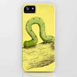 Inchworm iPhone Case