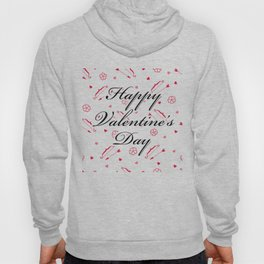 Happy Valentine's Day: Cupid's Arrow Hoody