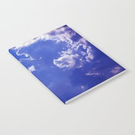 Clouds over Baden-Wurttemberg Notebook