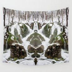 Flowing Wall Tapestry