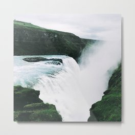 Dettifoss, Iceland Metal Print