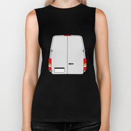 Small Van Back Doors Biker Tank