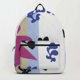 Henri Matisse The Knife Thrower Backpack