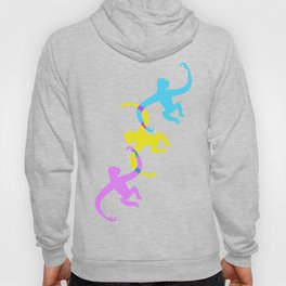 Color Monkeys Hoody