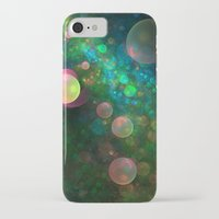 psychadelic iPhone & iPod Cases featuring Inner Space by Lyle Hatch