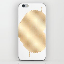 Heart Circuit iPhone Skin