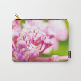 hortensie traum in pink Carry-All Pouch