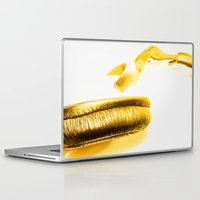 sound Laptop & iPad Skins featuring Sound by Fine2art
