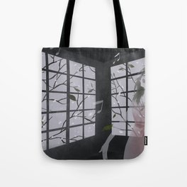 raise your voice Tote Bag