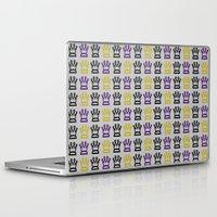 royal Laptop & iPad Skins featuring Royal by kirstenariel