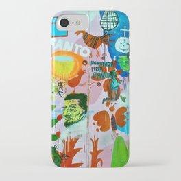 Los detectives helados iPhone Case